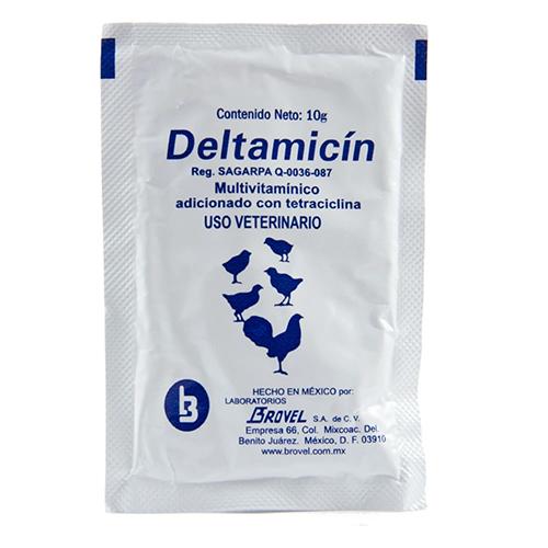 Deltamicin