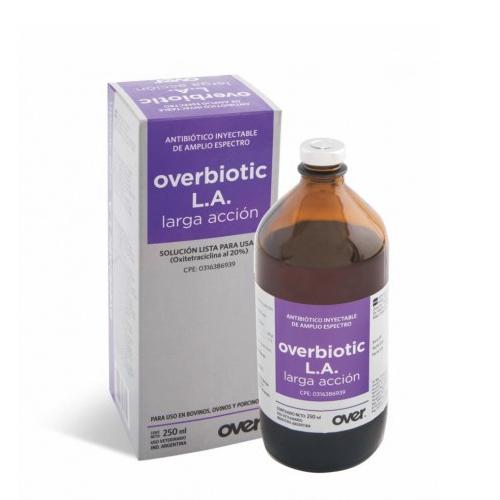 Overbiotic LA